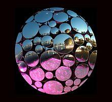 bubbly ball by Katja Bartz