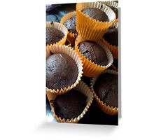 Muffins Greeting Card