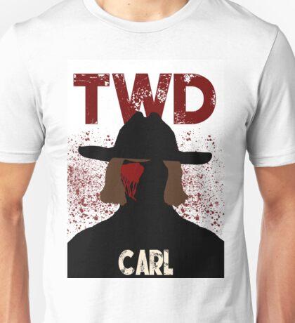 The Walking Dead - Carl Unisex T-Shirt