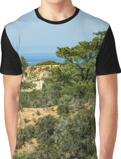Torrey Pines - Unexpected Wilderness on the Southern California Coast Graphic T-Shirt