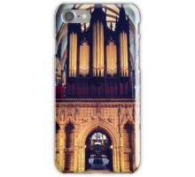 Organ, Lincoln Cathedral iPhone Case/Skin