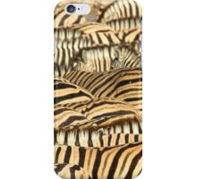 Zebras iPhone Case/Skin