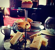 Afternoon Tea by Robert Steadman