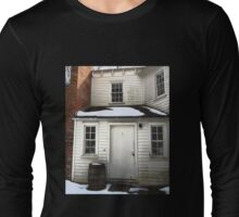 Window Panes Long Sleeve T-Shirt
