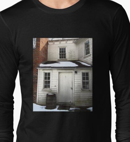 Window Panes Long Sleeve T-Shirt