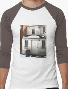Window Panes Men's Baseball ¾ T-Shirt