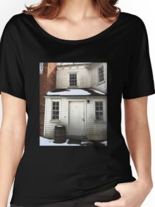 Window Panes Women's Relaxed Fit T-Shirt