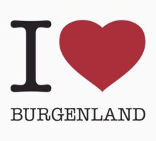 I ♥ BURGENLAND by eyesblau