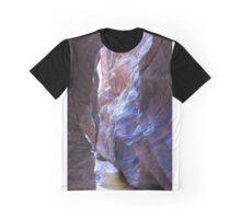Slot Canyon Graphic T-Shirt