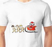 mrerri crizmiss from te ninten sinty fev! Unisex T-Shirt