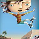 Skaterboy by Shane McGowan