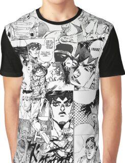 kishibe rohan Graphic T-Shirt
