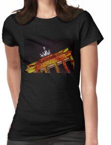 Brandenburger Gate Womens Fitted T-Shirt
