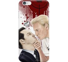 MorMor - Criminal Smooch iPhone Case/Skin