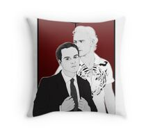MorMor - Snowwhite and the Huntsman Throw Pillow