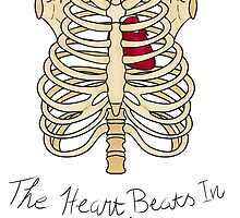 The Heart Beats In It's Cage by ChloeDowl