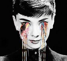 Audrey art by ashleenowland