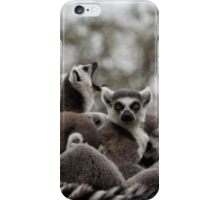 Snuggle Huddle iPhone Case/Skin