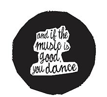 'Dance' Quote by nikolinalooch