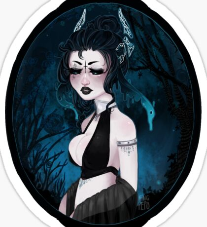 Mistress Sticker