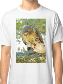 Red Tailed Hawk Classic T-Shirt