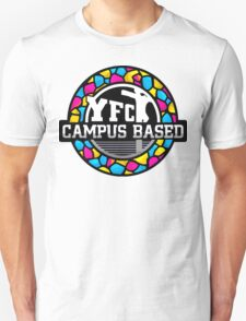 YFC Campus Based Stained Glass Logo Unisex T-Shirt