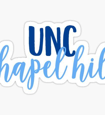 University of North Carolina - Chapel Hill Sticker