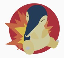 Cyndaquil - 2nd Gen by Missajrolls