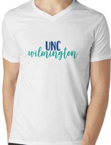 University of North Carolina - Wilmington Mens V-Neck T-Shirt