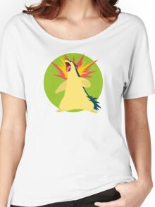 Typhlosion - 2nd Gen Women's Relaxed Fit T-Shirt