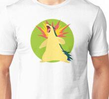 Typhlosion - 2nd Gen Unisex T-Shirt