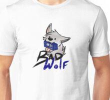 Bad Wolf! :D Unisex T-Shirt
