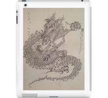 Dragons can be beaten. iPad Case/Skin