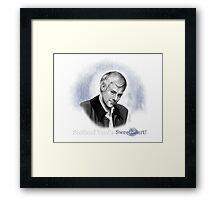Scotland Yard's Sweetheart Framed Print