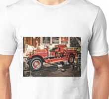 Engine No. 8 By CJ Anderson Unisex T-Shirt
