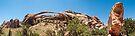 Landscape Arch - Arches National Park, Utah by Kenneth Keifer