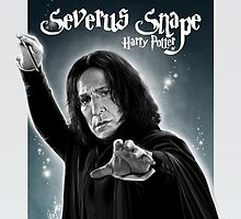 Severus Snape by Clarice82