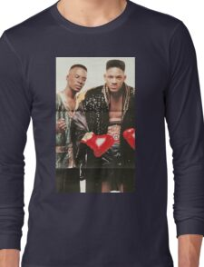 Will & Jazz - Fresh Prince of Bel-Air Long Sleeve T-Shirt