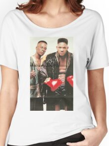 Will & Jazz - Fresh Prince of Bel-Air Women's Relaxed Fit T-Shirt