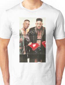 Will & Jazz - Fresh Prince of Bel-Air Unisex T-Shirt