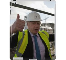 Boris Johnson iPad Case/Skin