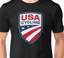 Cycling  USA National Team Unisex T-Shirt