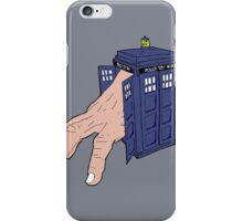 Hermit TARDIS iPhone Case/Skin