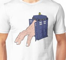 Hermit TARDIS Unisex T-Shirt