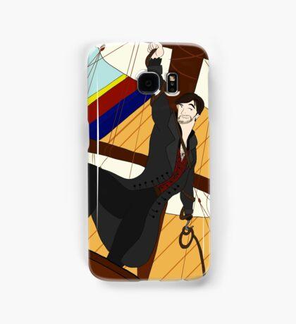 Captain Hook Samsung Galaxy Case/Skin