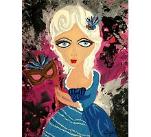 Imperfect Doll Antoinette Photographic Print