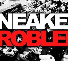 Sneaker Problem by tee4daily