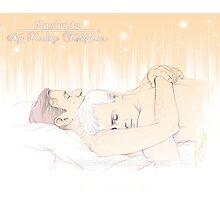 Mystrade - My darling Teddybear by Clarice82