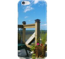 A Place In The Sun ~ Lake Ontario iPhone Case/Skin