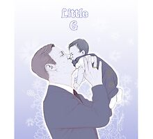 Mystrade Parent AU - Lil G by Clarice82